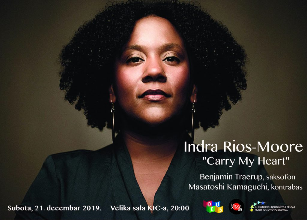 indra rios-moore poster